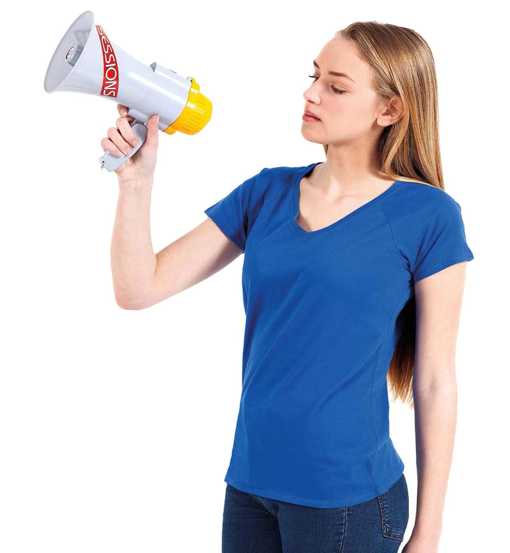 Μπλούζα γυναικεία Νο 28-1 - Μπλε ρουά (Silia Strangel)