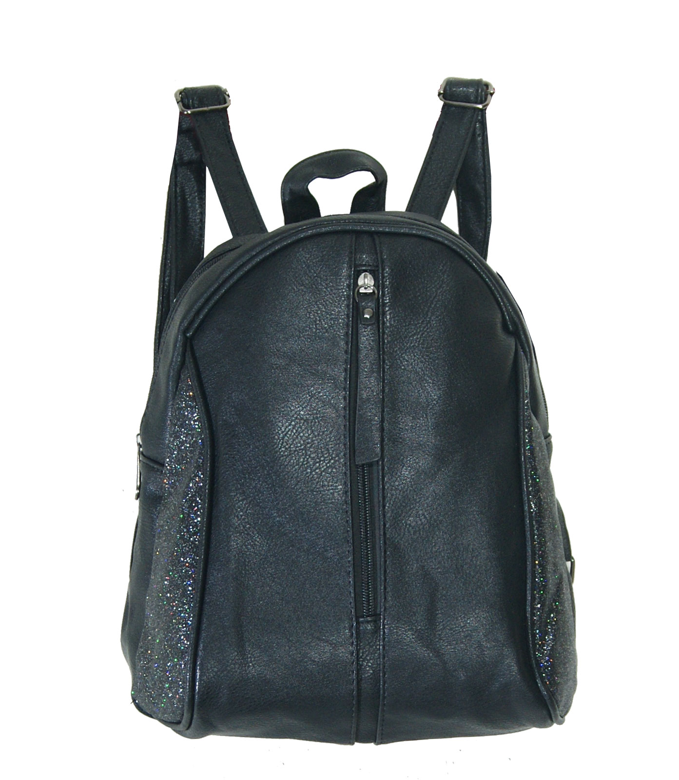 Backpack No 1 - Μαύρο (Silvio κωδ.: 404)