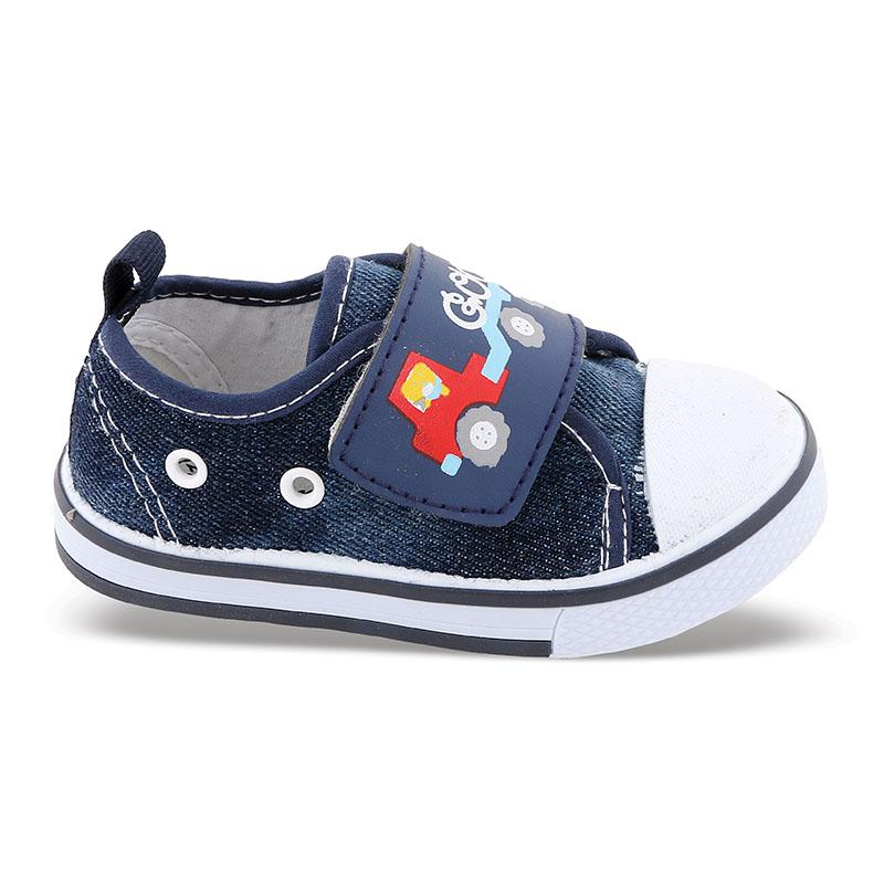 Παπούτσια για αγόρια Νο 7122 - Μπλε