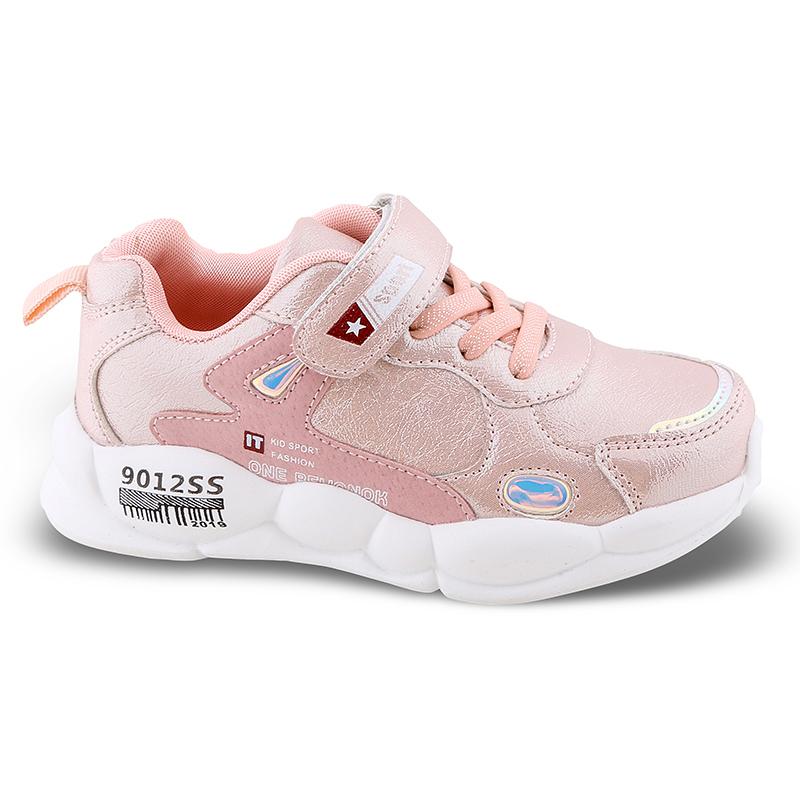 Sneakers για κορίτσια Νο 19061 - Ροζ