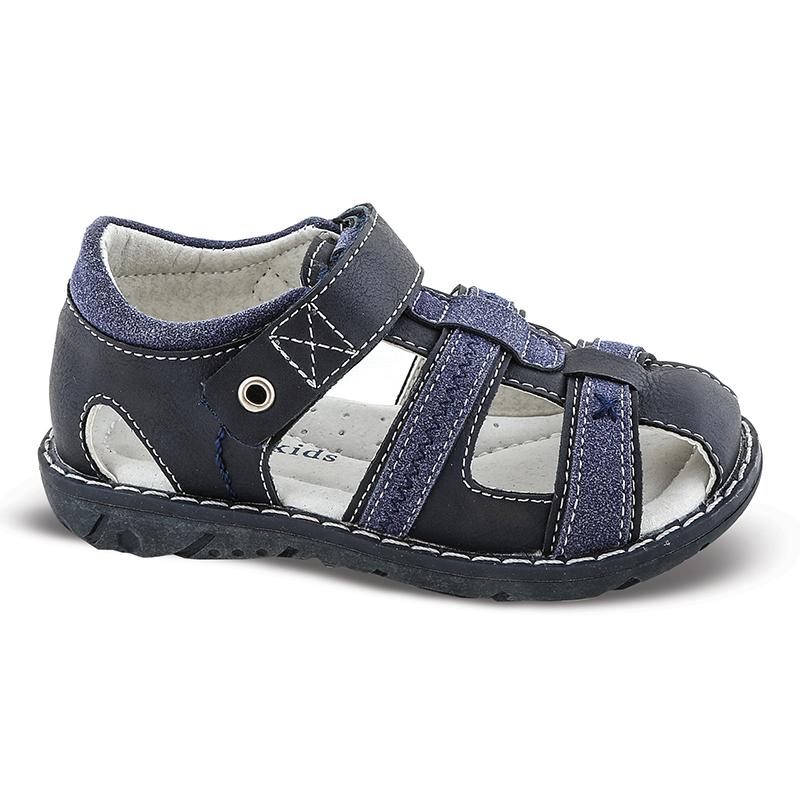 Παπουτσοπέδιλα για αγόρια Νο 20081 - Μπλε