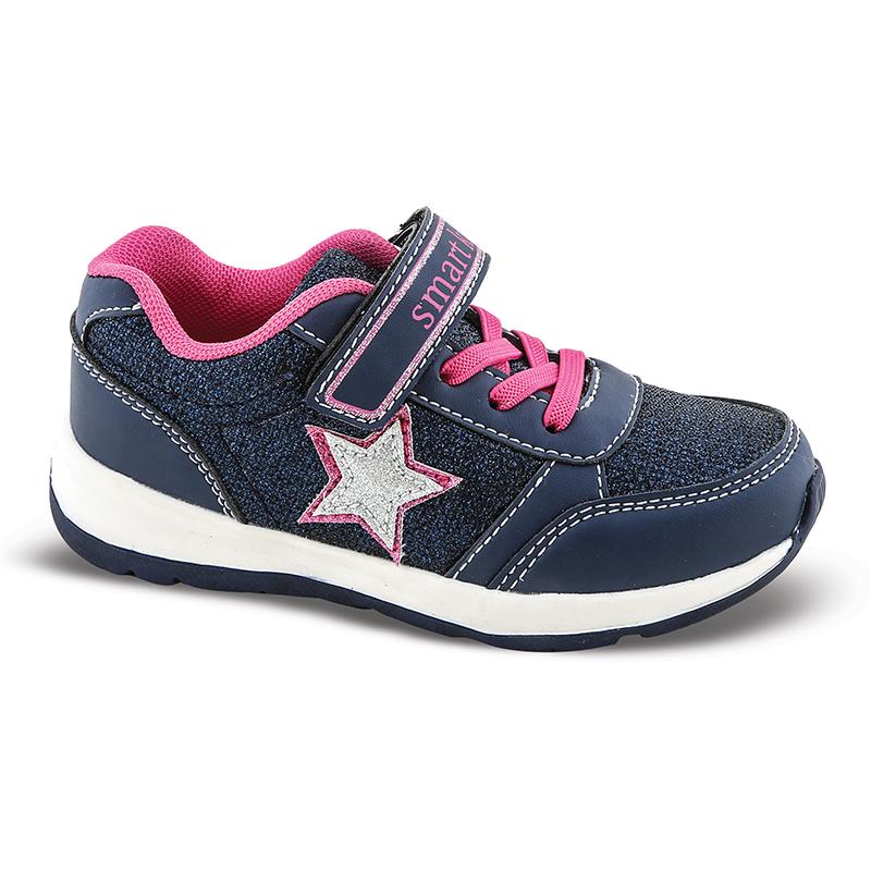 Sneakers για κορίτσια Νο 26041 - Μπλε