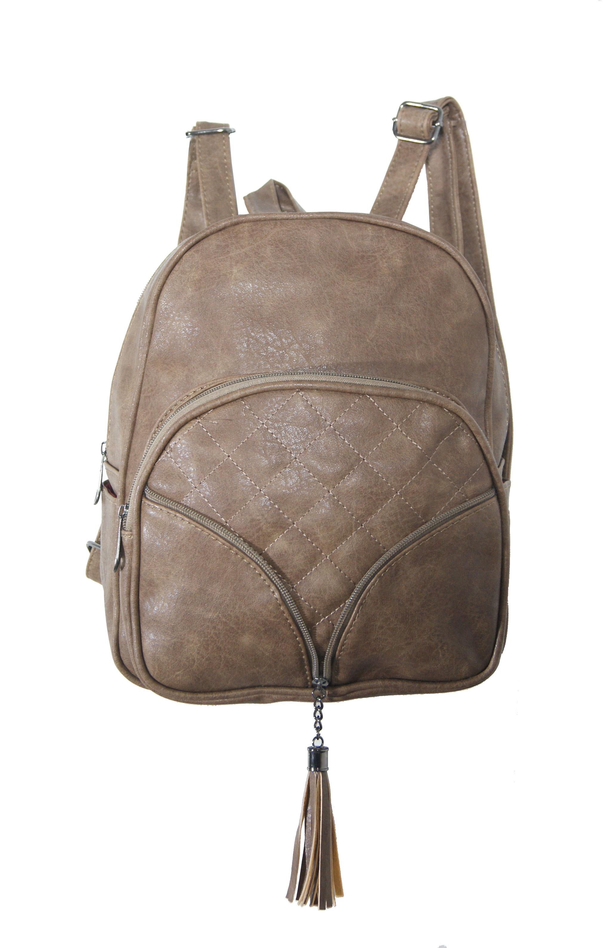 Backpack No 47 - Σοκολά (Silvio κωδ. 412)