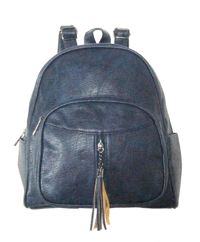 Backpack No 40 - Μπλε (Silvio κωδ.: 8510)