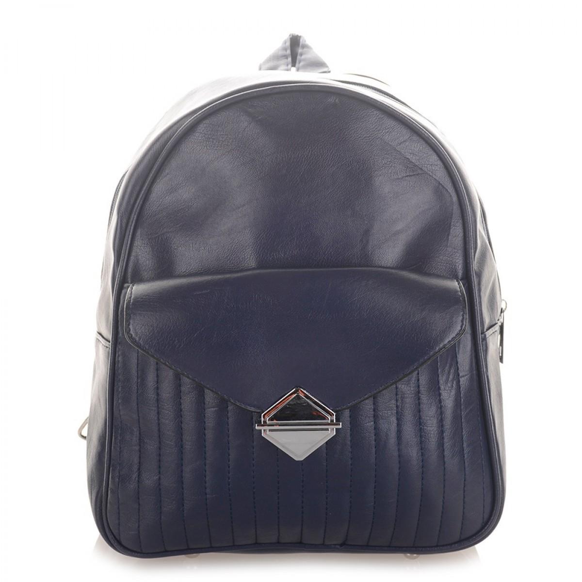 Backpack No B088 - Μπλε