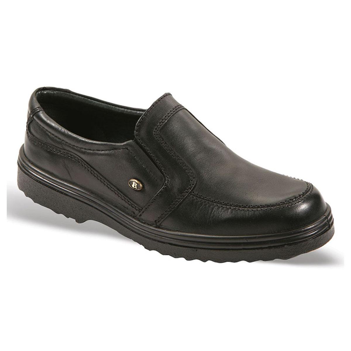 Casual ανδρικά παπούτσια Νο 0189 - Μαύρα