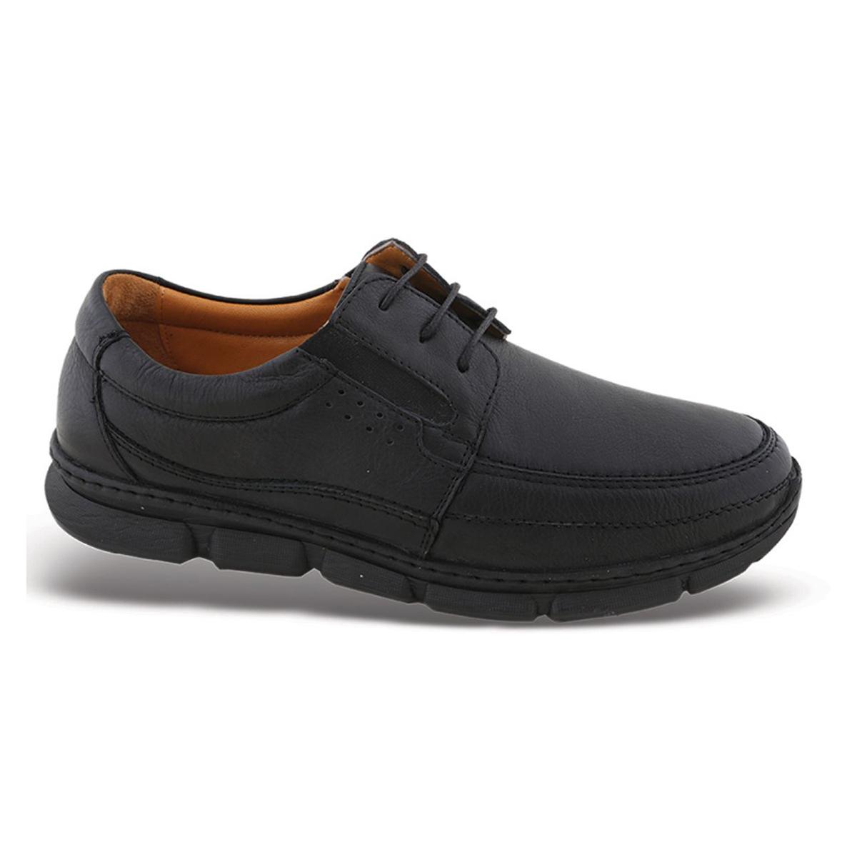 Casual ανδρικά παπούτσια Νο 205 - Μαύρα