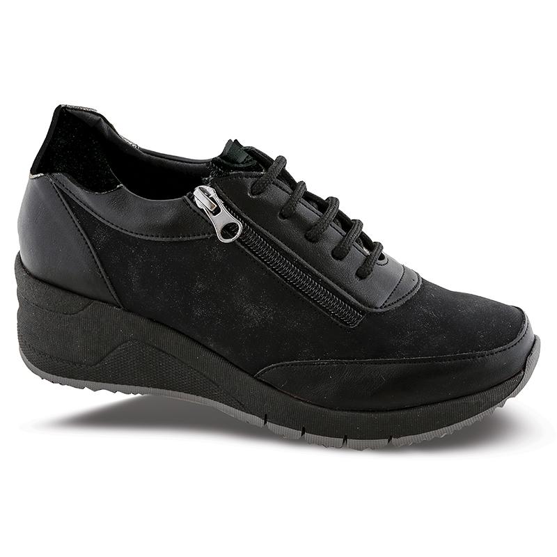 Sneakers γυναικεία Νο 13401 - Μαύρα