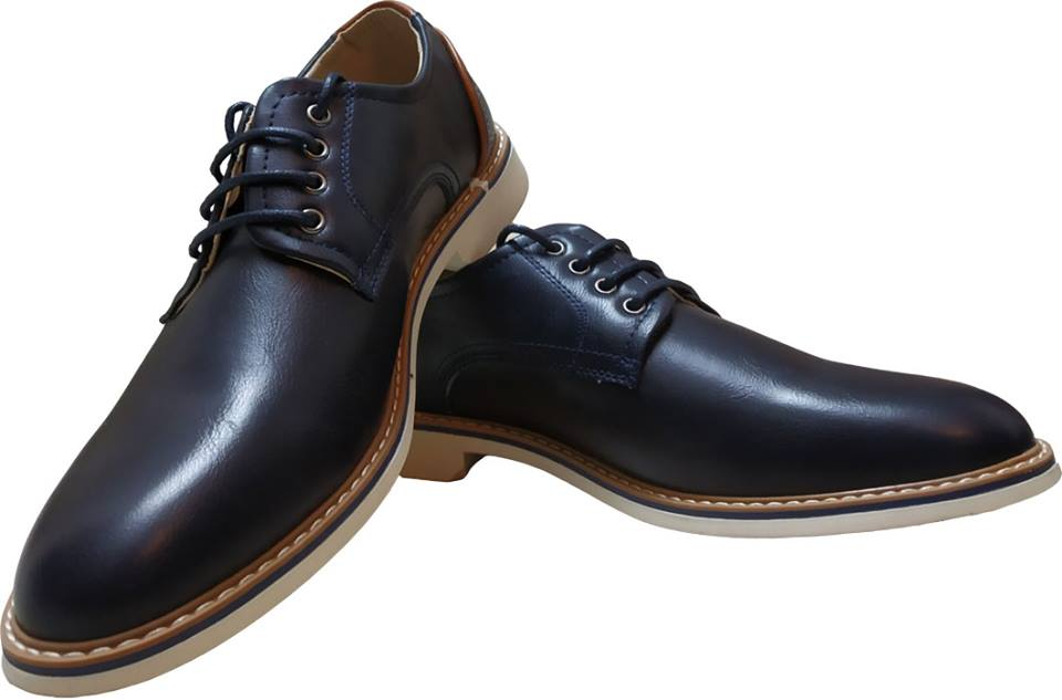Casual παπούτσια Νο 1921 - Μπλε