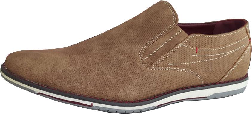 Παπούτσια ανδρικά Νο 543 - Μπεζ