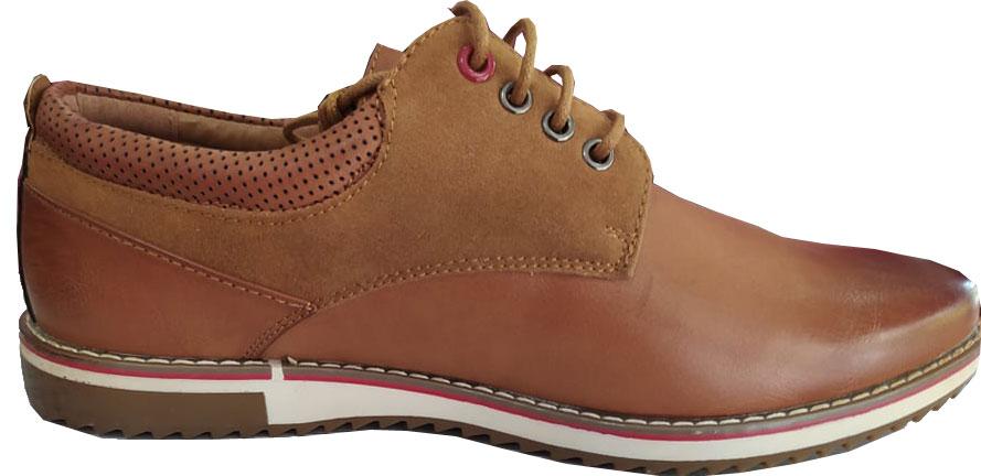 Casual παπούτσια Νο 878 - Camel