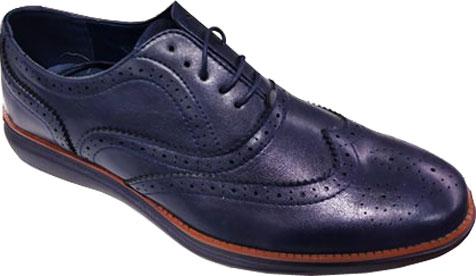 Casual παπούτσια ανδρικά Νο 88126 - Μπλε