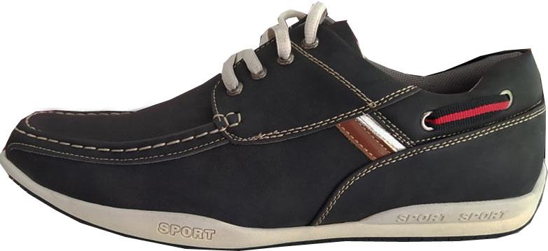Casual Sport παπούτσια ανδρικά Νο 898 - Μαύρο
