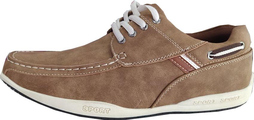 Casual Sport παπούτσια ανδρικά Νο 898 - Μπεζ
