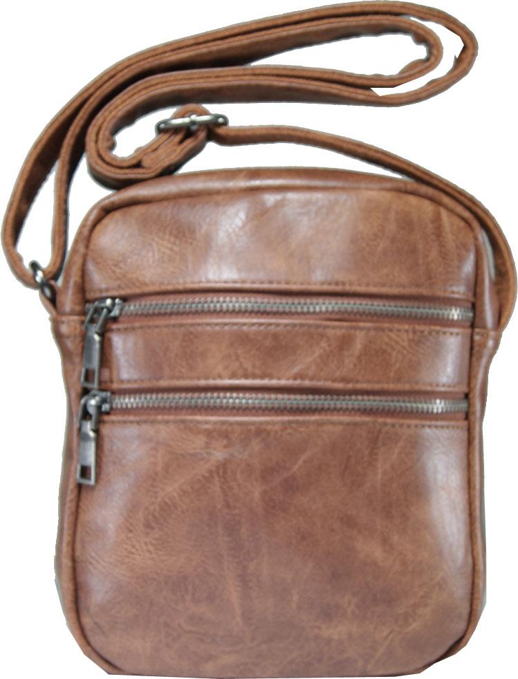 Τσάντα ώμου ανδρική Νο 982 - Ταμπά (Phil HL-982)