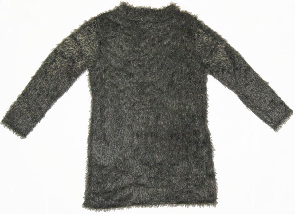 Μπλουζοφόρεμα κοντό  Νο 565 - Γκρι