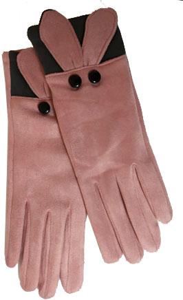Γάντια γυναικεία Νο 538 - Ροζ