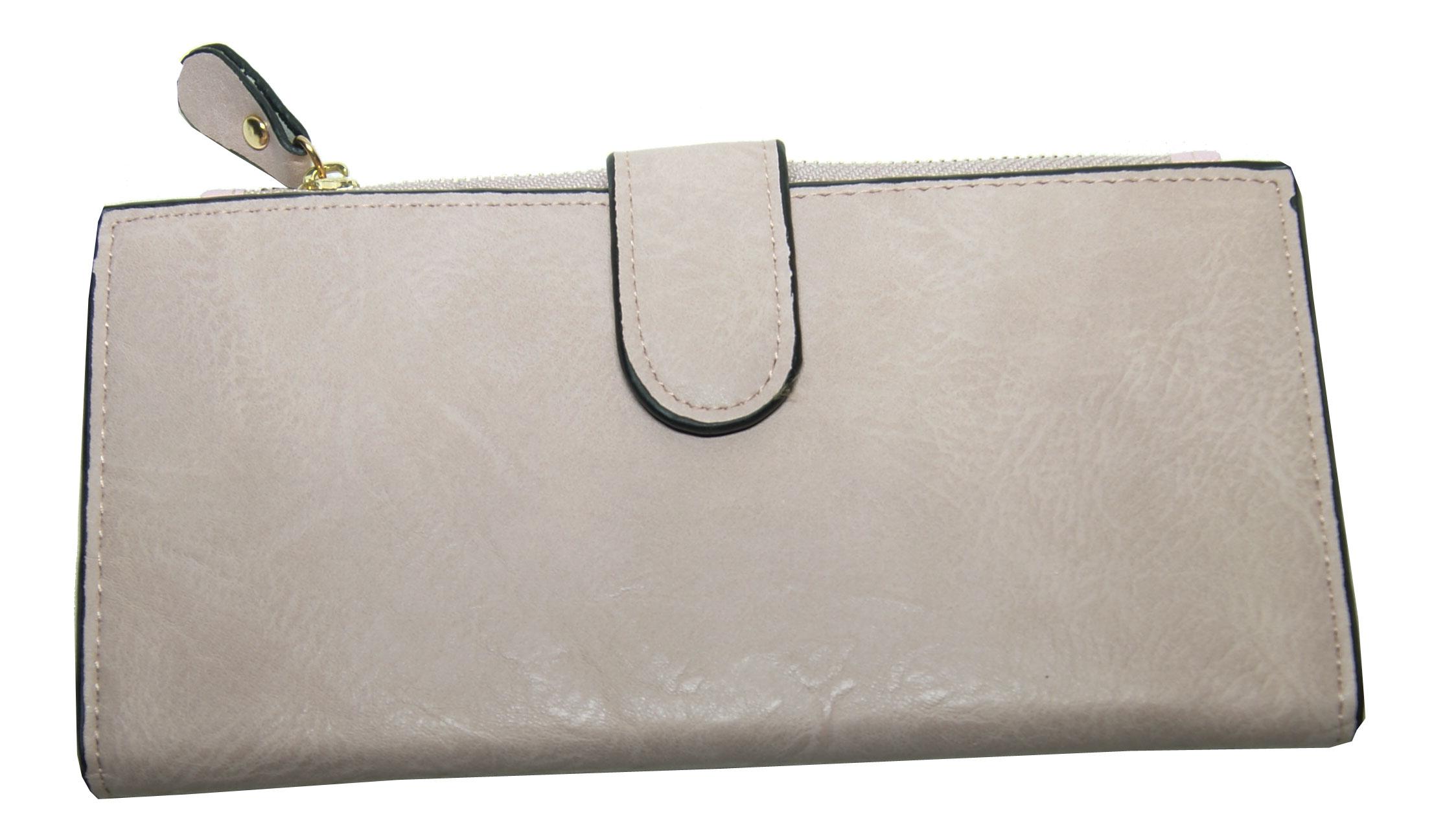 Πορτοφόλι γυναικείο Νο 131 - Ροζ (Jessica κωδ.: G-131)