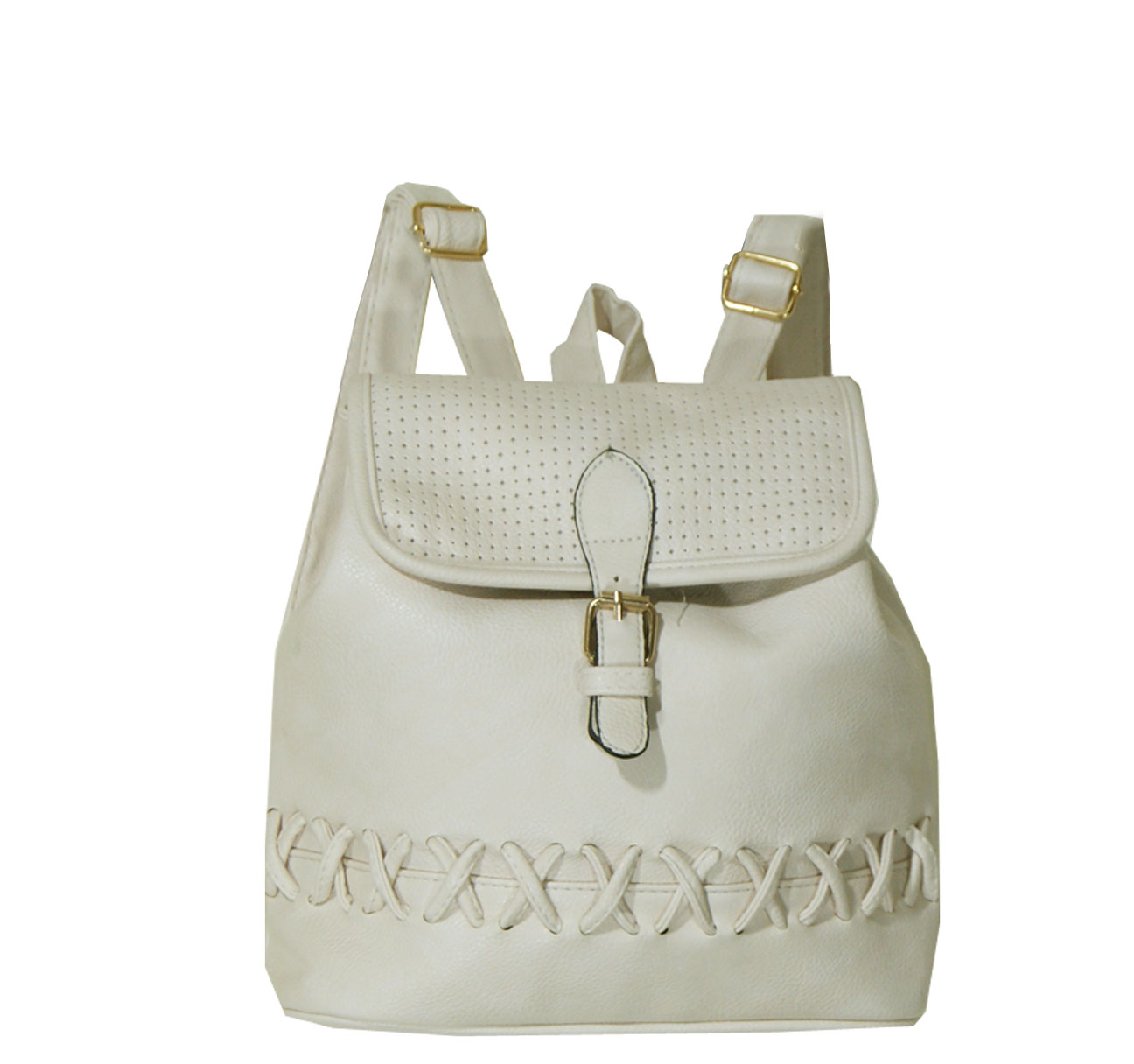 Backpack No 2007 - Ιβουάρ (Borse Antonio 2007)
