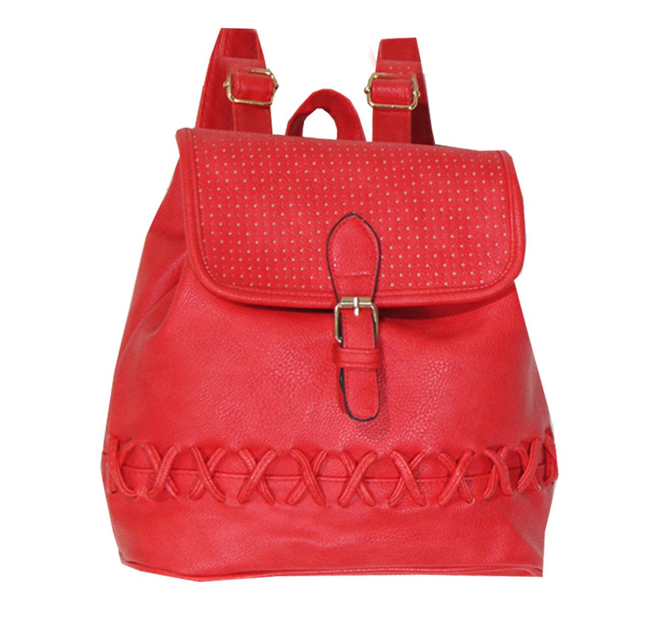 Backpack No 2007 - Κόκκινο (Borse Antonio 2007)