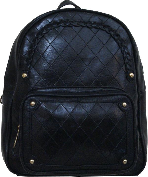 Backpack No 359 - Μαύρο