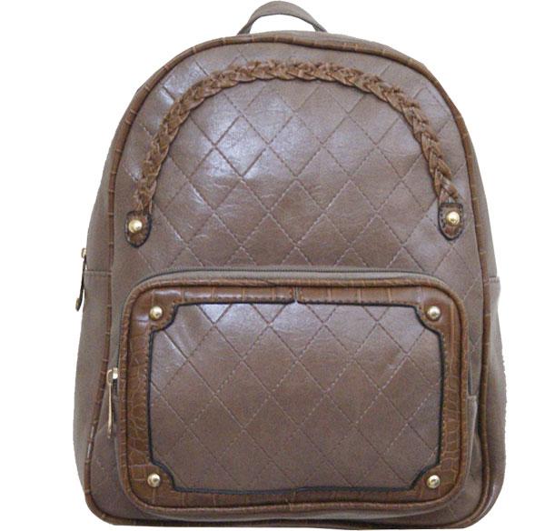 Backpack No 359 - Σοκολά