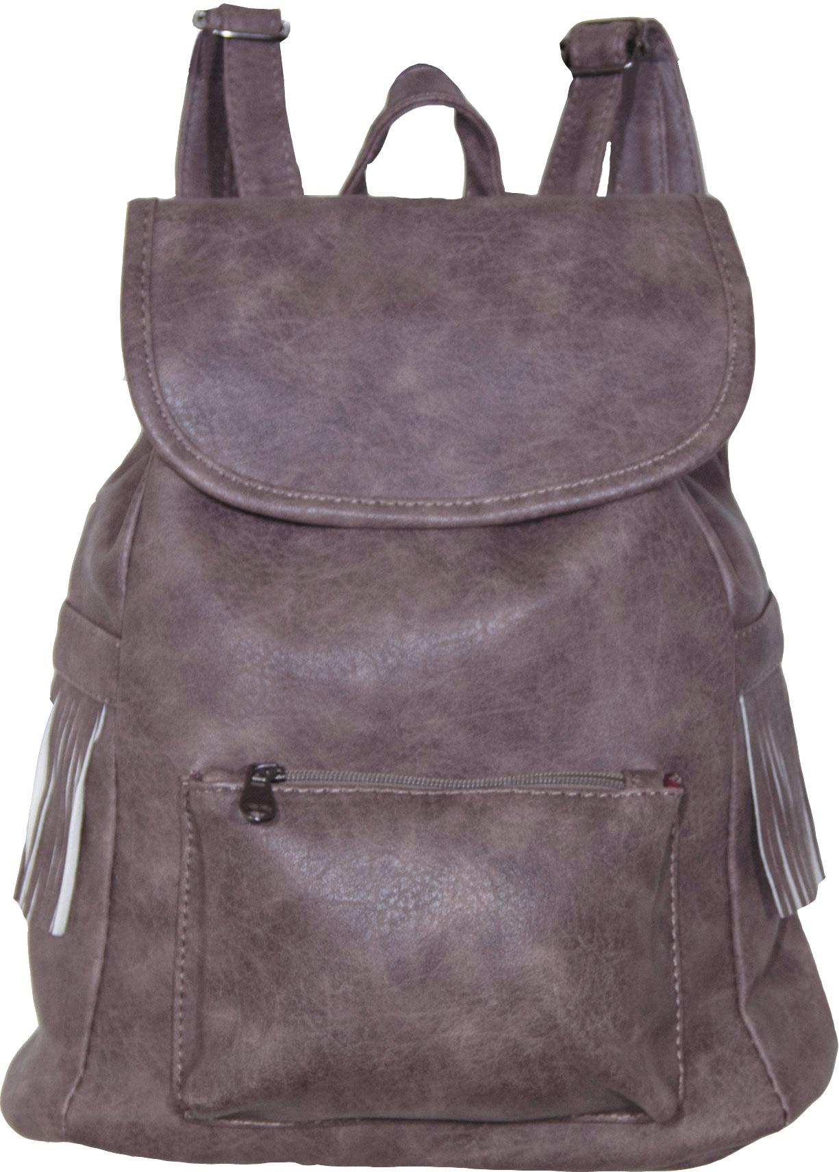 Backpack No 424 - Σοκολά (Silvio 424)