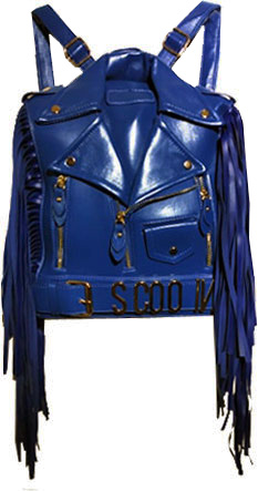 Backpack No 5005 - Μπλε