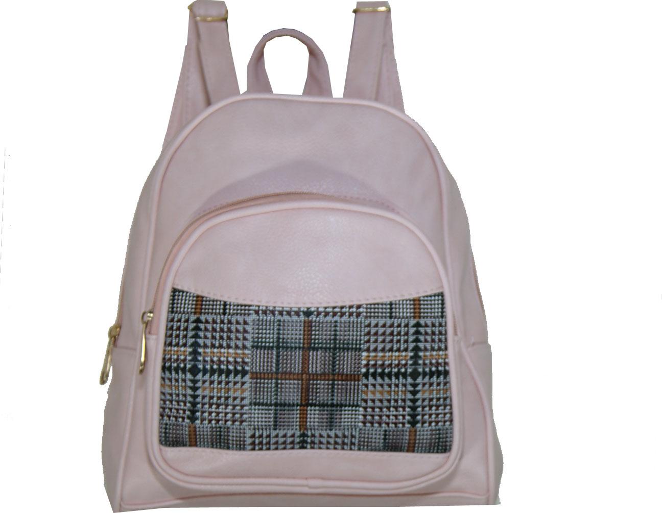 Backpack Νο 597 - Ροζ