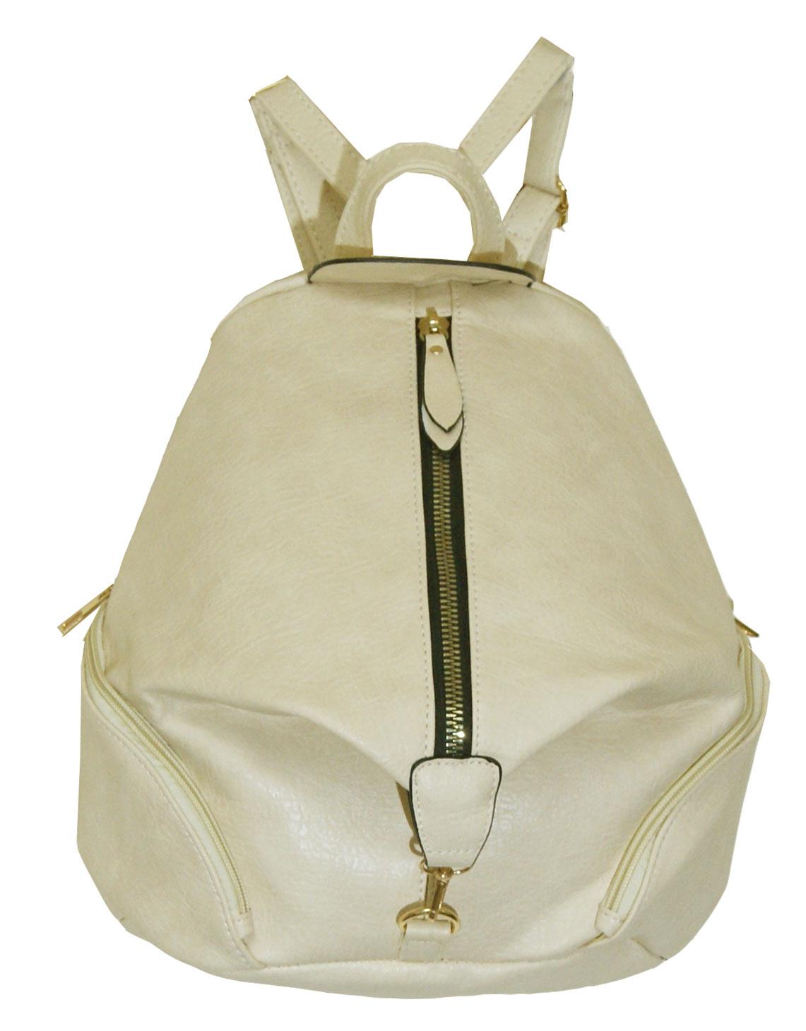 Backpack γυναικείο Νο 630 - Ιβουάρ