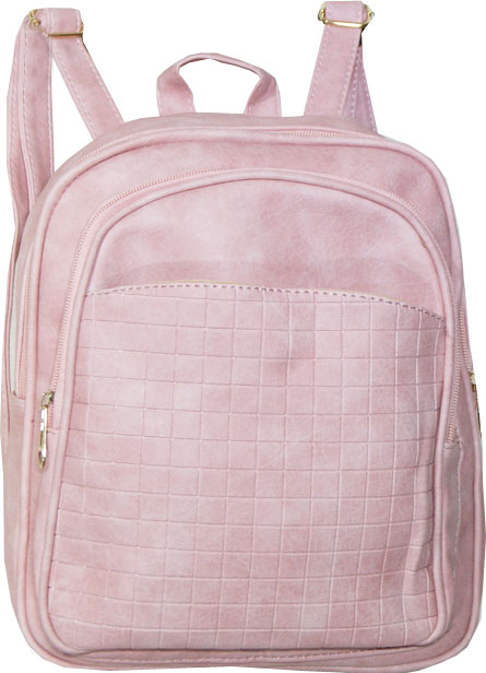 Backpack No 632 - Ροζ (Silvio 632)