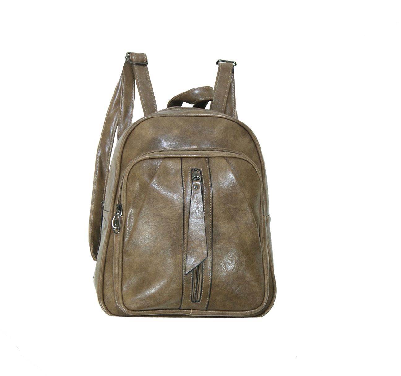 Backpack No 659 - Καφέ (Silvio 659)