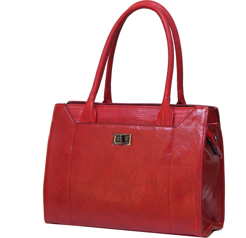 Τσάντα γυναικεία Νο 71810 - Κόκκινη