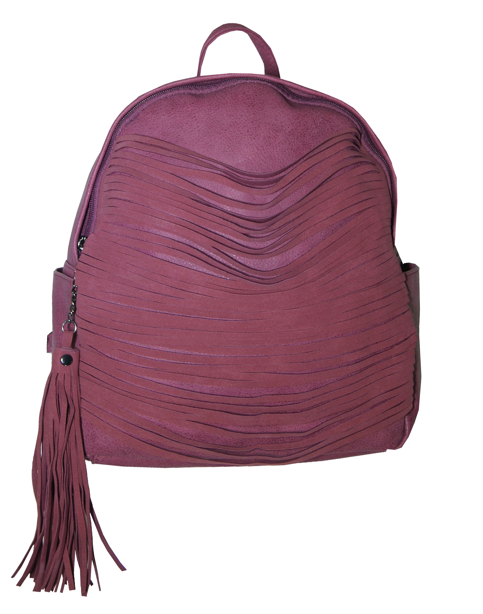 Backpack No 1613 - Μπορντό (Lucky Star κωδ.: 1613)